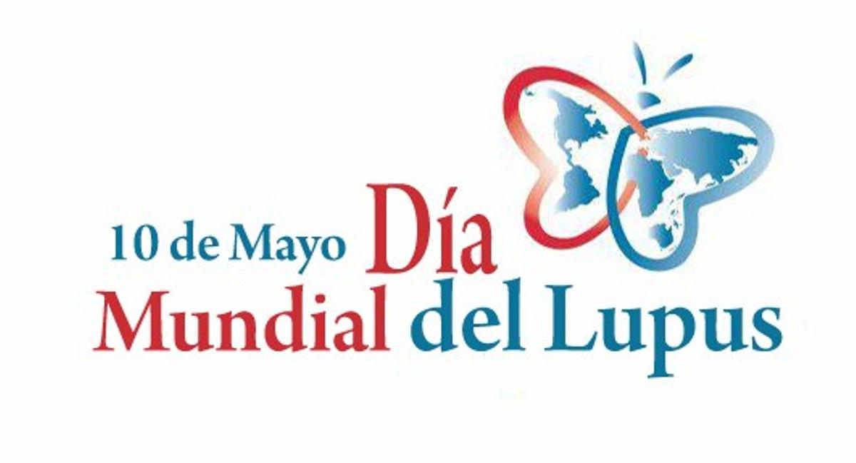 ¿Sabías que el 10 de Mayo también se Celebra el Día Mundial del Lupus?
