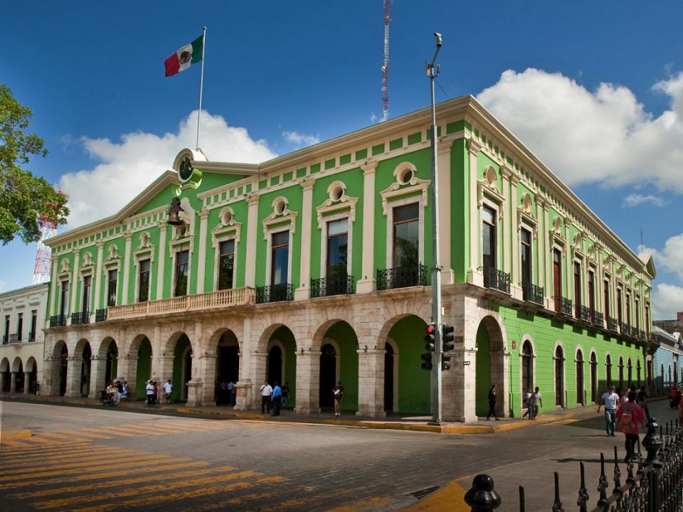 Palacio de Gobierno, Mérida Yucatán